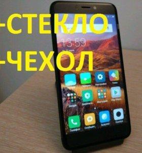 3/32 Xiaomi Redmi 4x pro новый оригинал + чехол
