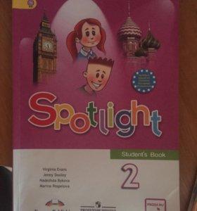 Учебник по английскому языку 2класс