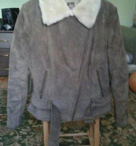 Куртка-косуха  на меху
