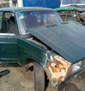 Демонтаж.Вывоз металлолома.Утилизация авто.