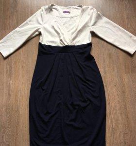 Платье для беременной и кормящей мамы и лифы.