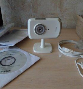 Видеокамера беспроводная D-Link DCS-930L
