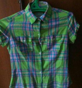 Рубашка из Глории