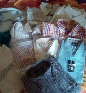 Пакет с рубашками Мужскими