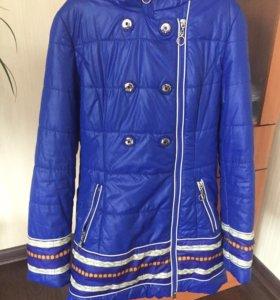 Куртка осень/весна (Р 42)