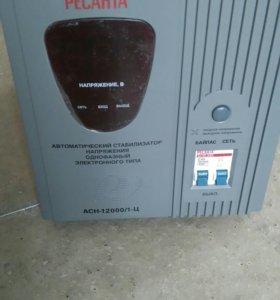 Стабилизатор напряжения АСН-12000 /1-Ц