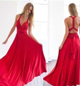 Платье-трансформер,подружки невесты