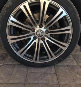 Колеса Opel insignia BMW ,Acura.