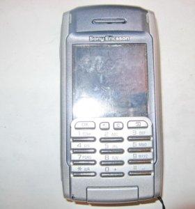 Sony Ericsson P900i Chrome новый оригинал
