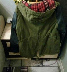 Продам куртку-парку