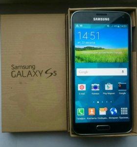 Samsung s5, идеальное состояние