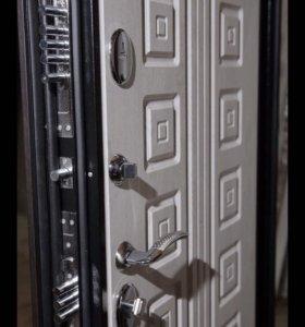 Супер тёплые входные двери