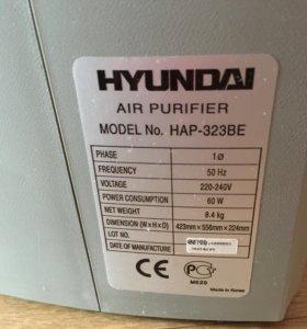 Продаю очиститель воздуха Hyundai