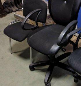 1 кресло + 1 стул