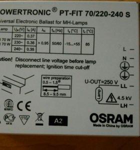 powertronic pt-fit 70/220