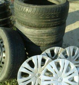 Диски и шины R16