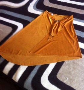 Пляжная юбка пр-во Франция