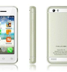 Минителефон 3G, WI-FI, 16Gb, новый