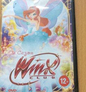 Мультфильм Winx.