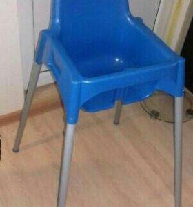 Антилоп стул для кормления икеа