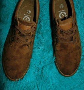 Мужская обувь новые