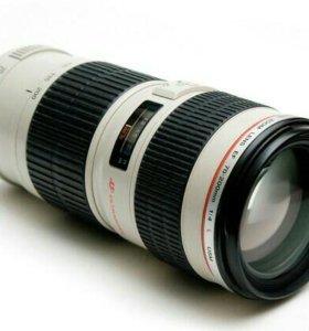 Canon 70-200 f/4L