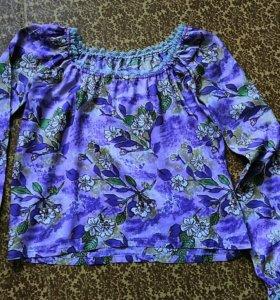 Блузка женская 42-46 рр