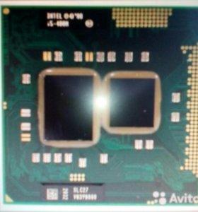 Процессор i5 для ноутбука