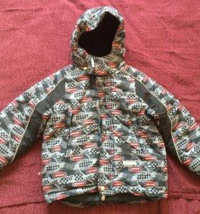 Зимняя куртка Kerry для мальчика