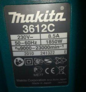 Фрезер Makita 3612c