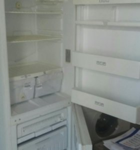"холодильник 2-х камерный ""Stinol"" с гарантией"