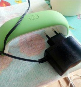 Лампа 9 Вт