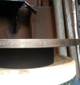 Передние тормозные диски ауди80