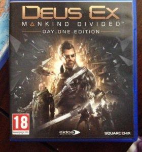 Deus Ex (PS4)