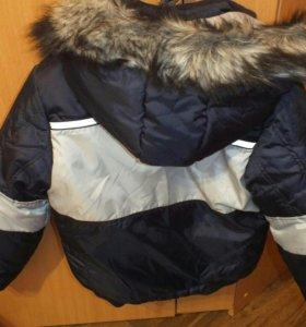Продам куртку, на мальчика, Новая ! Осень - зима