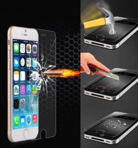 Стекло для iPhone 5 s