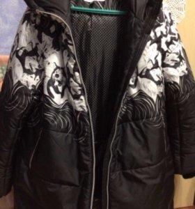 Зимняя Куртка для беременных 48 р
