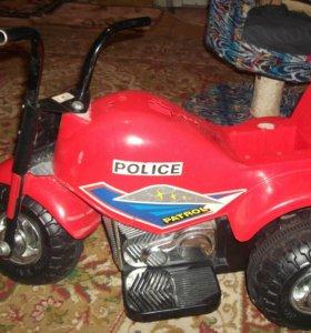 Мотоцикл-толокар