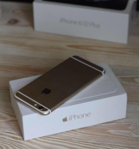 iPhone 6 16/64 gold