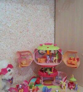 Домик My Little Pony, Fur real friends