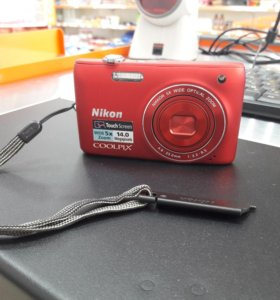 Цифровой фотоаппарат Nikon Coolpix S4150