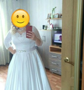 Платье свадебное