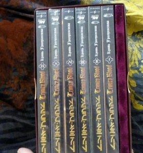 Коллекционные аниме издания.