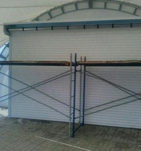 Установка и продажа ролет и ворот