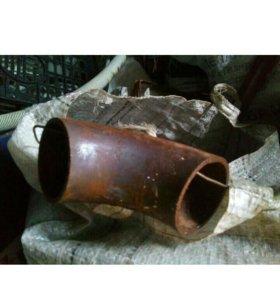 Отводы стальные на 50 мм и 76 мм