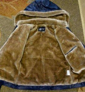 Зимняя куртка новая 44-46