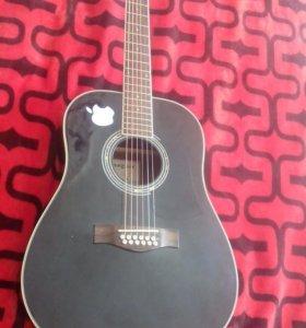 Продаю 12 струную гитару