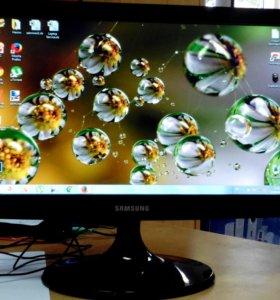 LED монитор Samsung S20D300NH