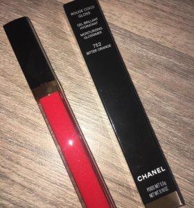 Блеск Chanel 100% оригинал новый