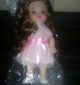 Кукла 16,5см новая